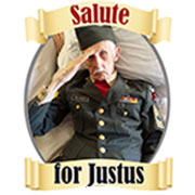 Salute for Justus